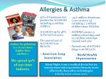 allergies asthma