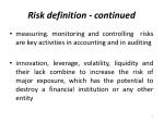 risk definition continued1