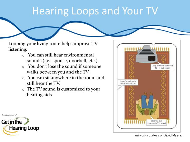 Hearing Loops and Your TV