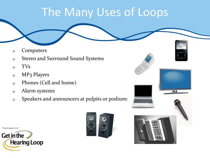 The Many Uses of Loops