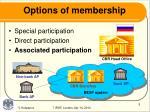 options of membership2