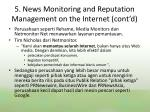 5 news monitoring and reputation management on the internet cont d1