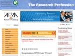the research profession