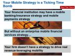your mobile strategy is a ticking time bomb