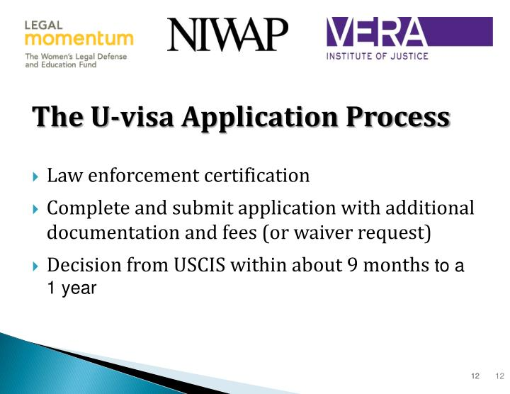 The U-visa Application Process