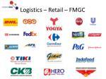 logistics retail fmgc