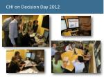 chi on decision day 2012