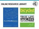 online resource library
