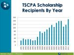 tscpa scholarship recipients by year