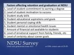 ndsu survey