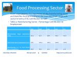 food processing sector2