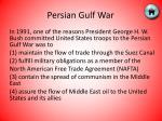 persian gulf war1