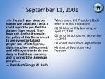 september 11 20011