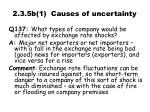 2 3 5b 1 causes of uncertainty4