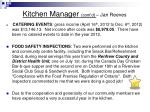 kitchen manager cont d jan reeves2