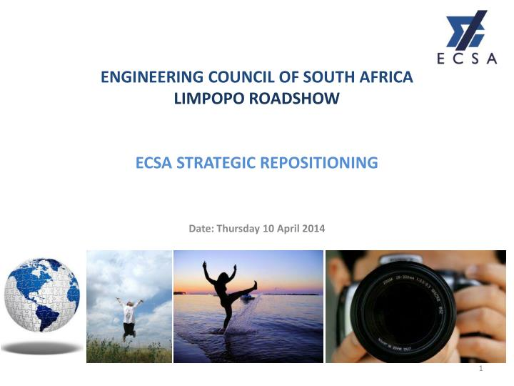 engineering council of south africa limpopo roadshow ecsa strategic repositioning n.