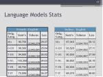 language models stats1