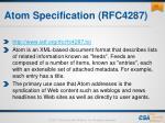 atom specification rfc4287