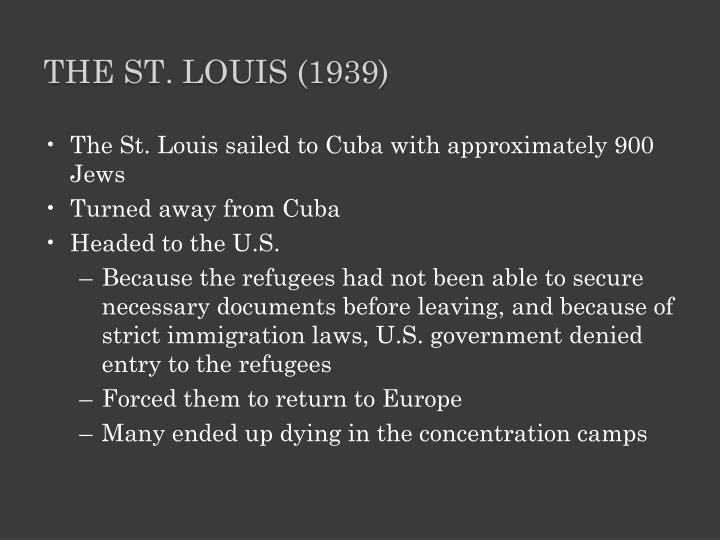 The St. Louis (1939)