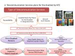 2 telecommunication services plans for the disabled by ntc