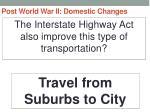 post world war ii domestic changes5