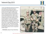 veterans day 201215
