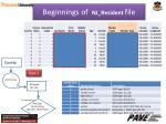 beginnings of nj resident file
