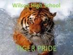 wilson high school1
