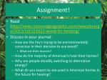 assignment7