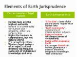 elements of earth jurisprudence