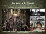 organizing the church7