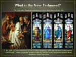 what is the new testament1