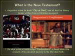 what is the new testament5