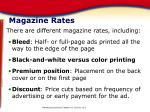 magazine rates1