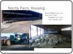 norrby farm housing