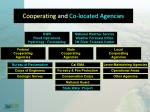 cooperating and co located agencies