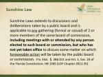 sunshine law1