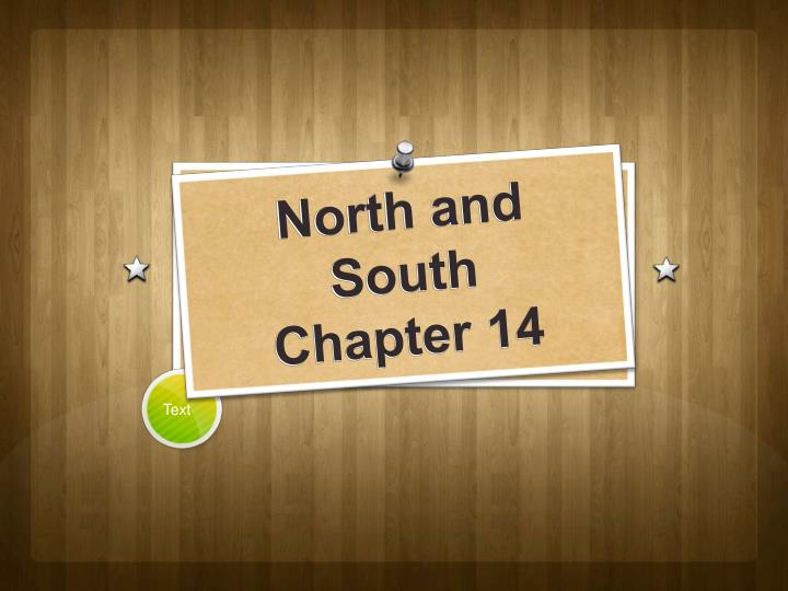 north and south chapter 14 n.