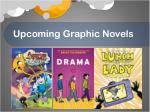 upcoming graphic novels