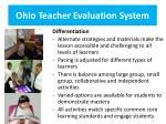 ohio teacher evaluation system1