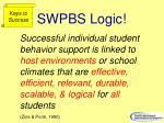 swpbs logic1