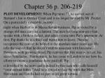chapter 36 p 206 219