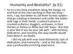 humanity and bestiality p 51