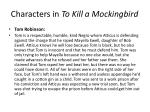 characters in to kill a mockingbird16