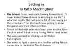 setting in to kill a mockingbird2