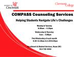 compass counseling services