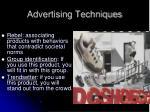 advertising techniques4