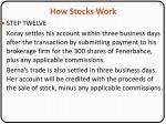 how stocks work7