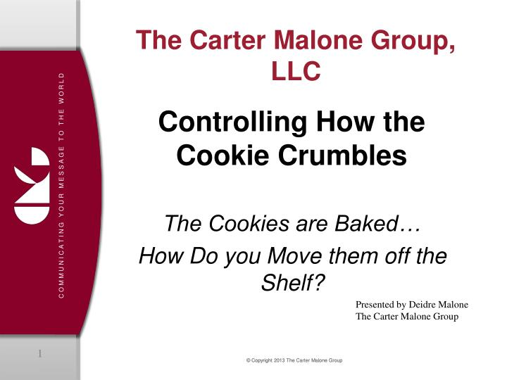 the carter malone group llc n.