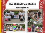 live united flea market
